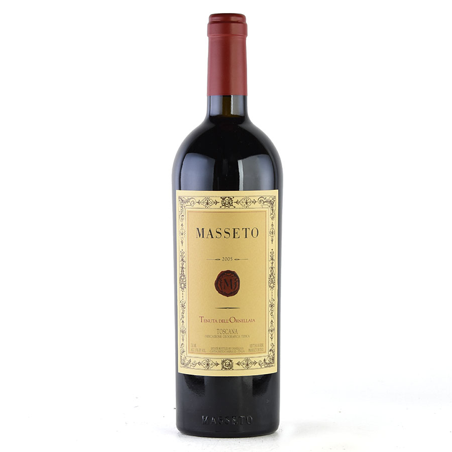 [2005] マセト【マッセート】イタリア / トスカーナ / 赤ワイン