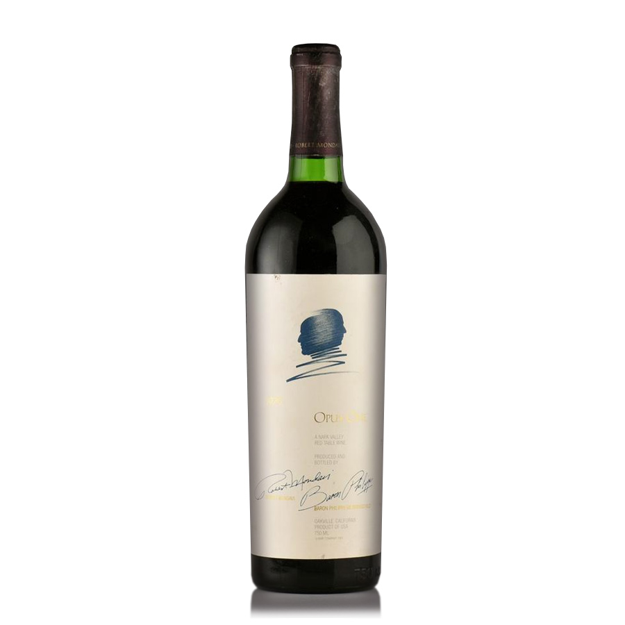[1979] オーパス・ワン【オーパスワン】アメリカ / カリフォルニア / 赤ワイン[のこり1本]