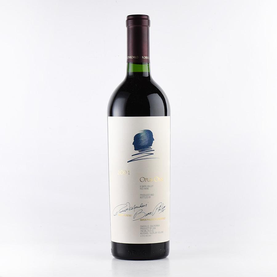 [2001] オーパス・ワンアメリカ / カリフォルニア / 赤ワイン