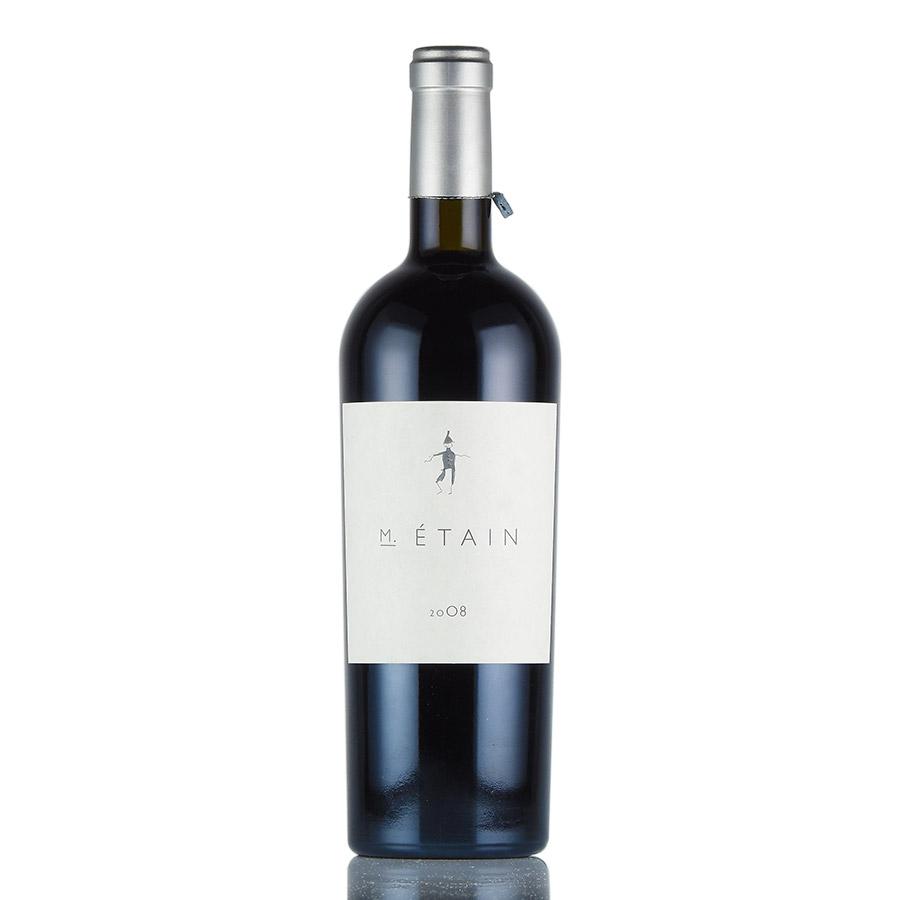 [2008] スケアクロウムッシュ・エタンアメリカ / カリフォルニア / 赤ワイン