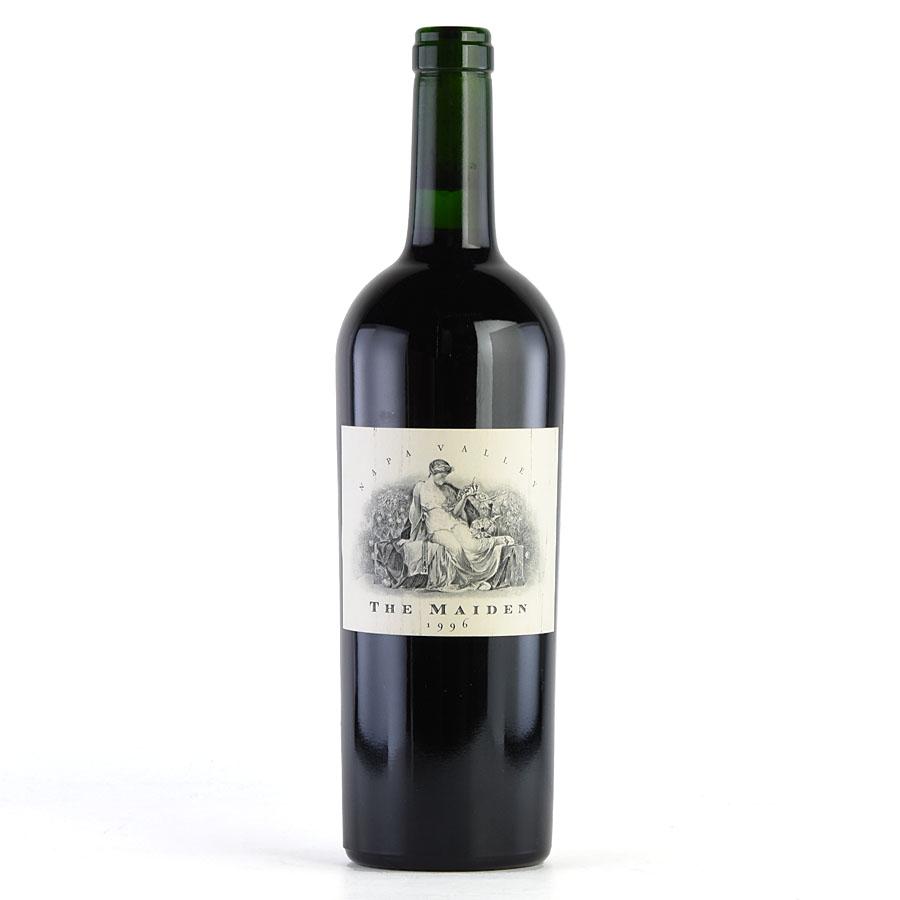 [1996] ハーラン・エステート ザ・メイデン ※ラべル汚れありアメリカ / カリフォルニア / 赤ワイン[のこり1本]