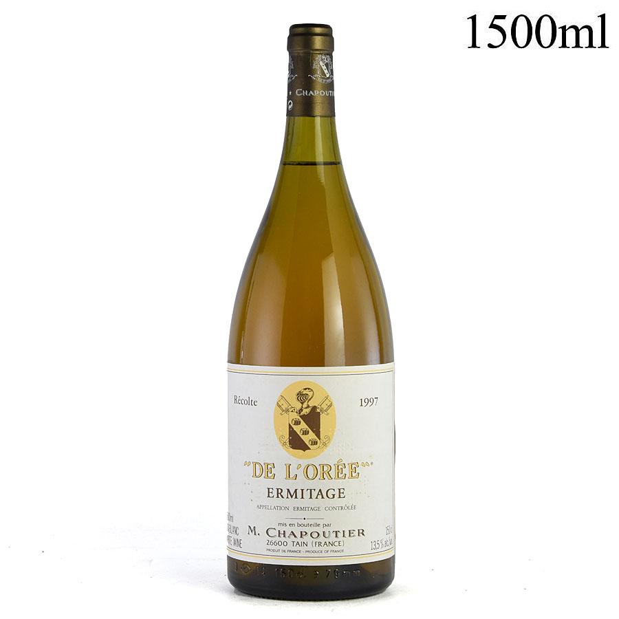 [1997] シャプティエ エルミタージュ ブラン・ド・ロレ マグナム 1500mlフランス / ローヌ / 白ワイン
