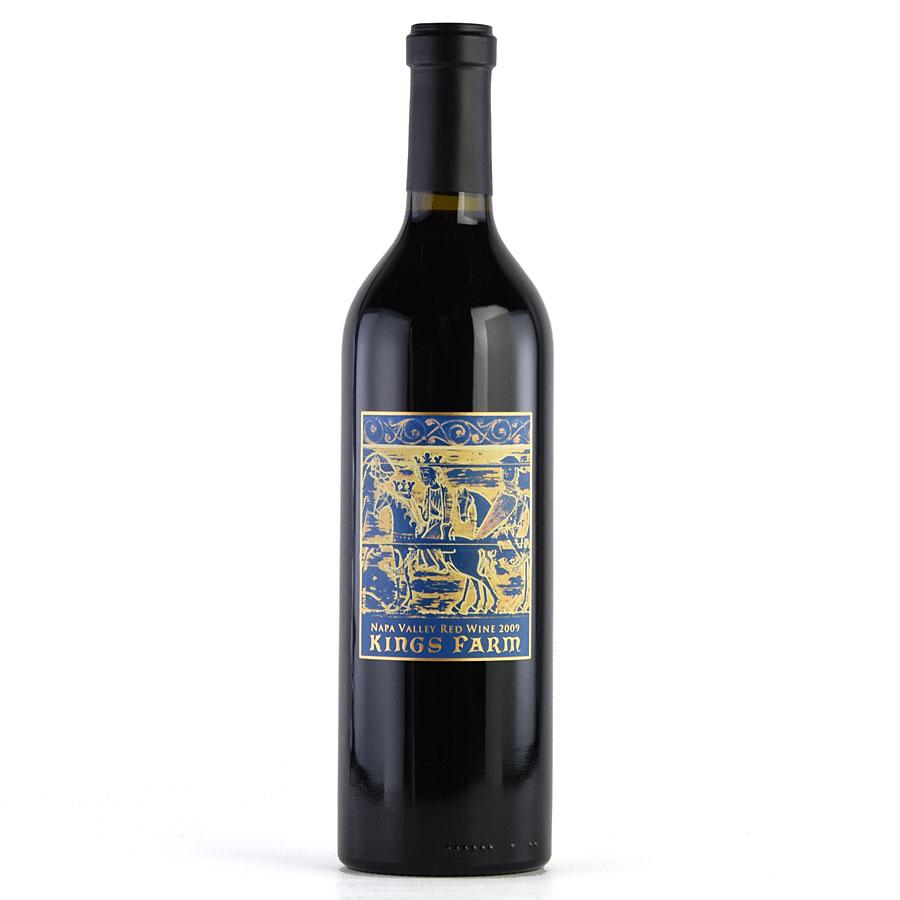 [2009] コングスガード レッド・ワイン キングス・ファームアメリカ / カリフォルニア / 赤ワイン
