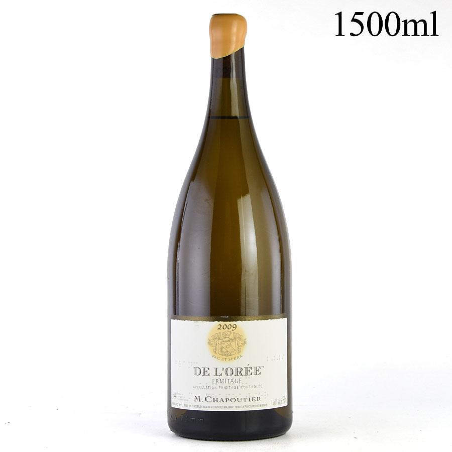 [2009] シャプティエ エルミタージュ ブラン・ド・ロレ マグナム 1500ml 【木箱入り】フランス / ローヌ / 白ワイン