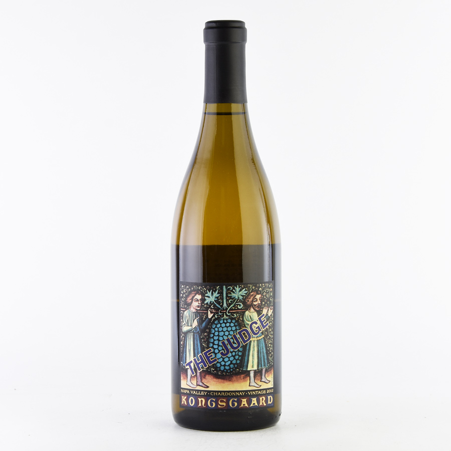 [2012] コングスガードシャルドネ ザ・ジャッジアメリカ / カリフォルニア / 白ワイン