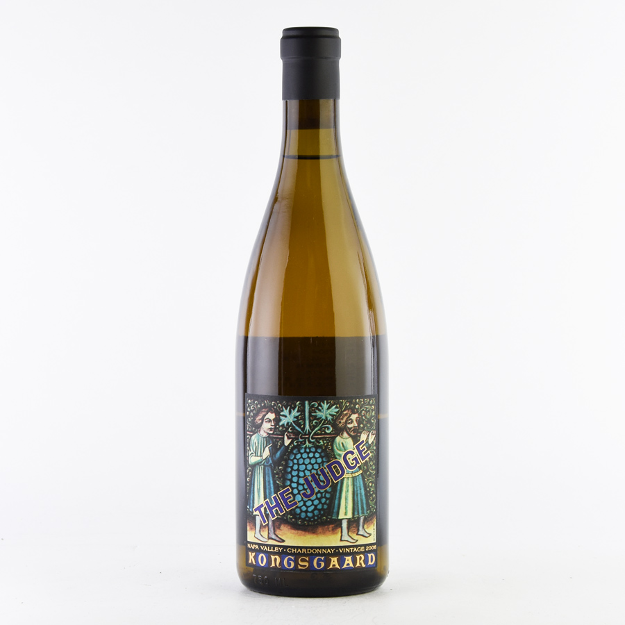 [2006] コングスガードシャルドネ ザ・ジャッジアメリカ / カリフォルニア / 白ワイン
