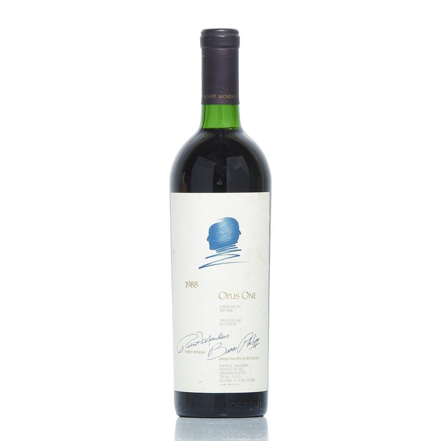 [1988] オーパス・ワンアメリカ / カリフォルニア / 赤ワイン