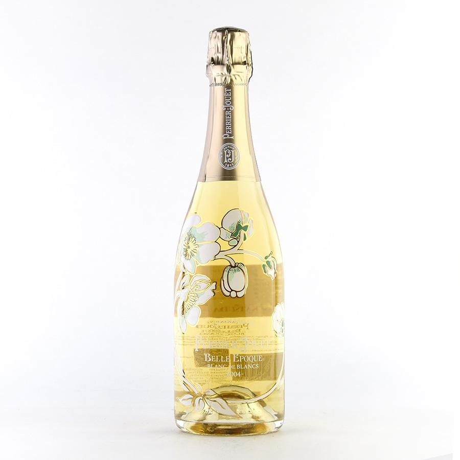 【最安に挑戦中】[2004] ペリエ・ジュエベル・エポック ブラン・ド・ブランフランス / シャンパーニュ / 発泡系・シャンパン