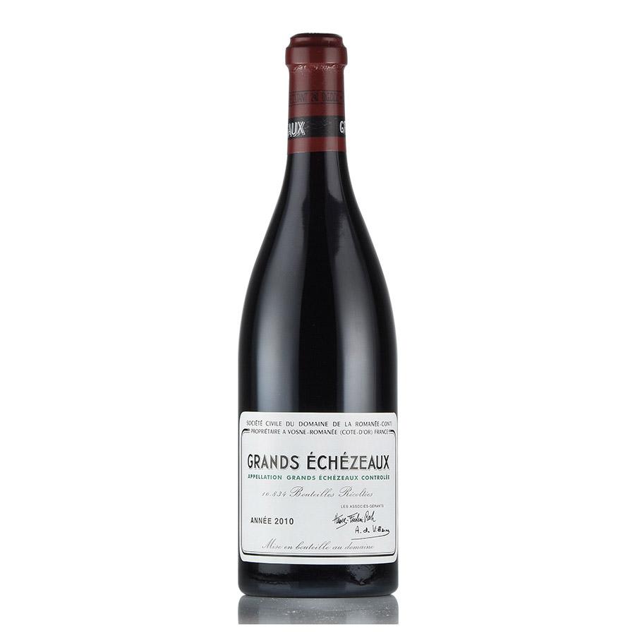 [2010] ドメーヌ・ド・ラ・ロマネ・コンティ DRCグラン・エシェゾーフランス / ブルゴーニュ / 赤ワイン[のこり1本]