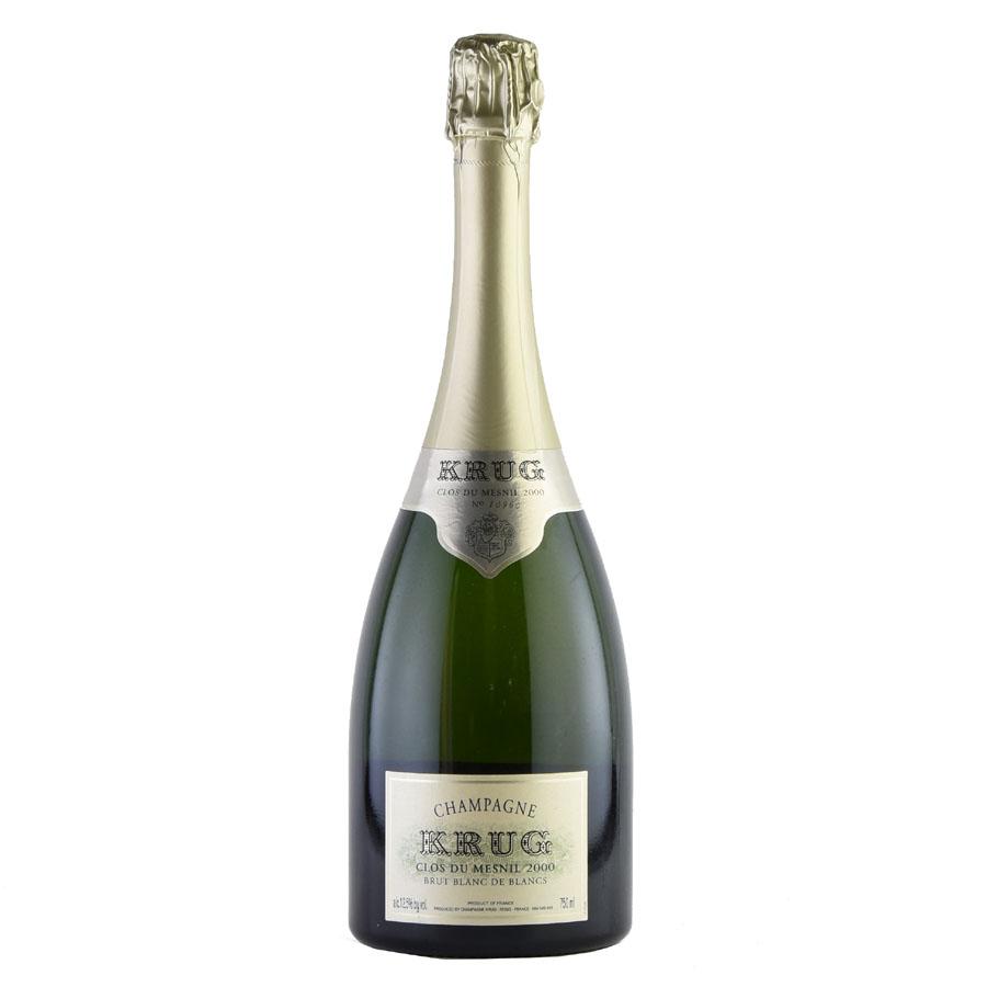 2000 クリュッグ クロ・デュ・メニル 【箱なし】フランス / シャンパーニュ / 発泡系・シャンパン