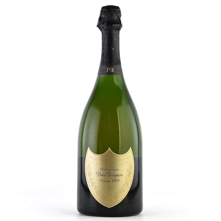 [1969] ドン・ペリニヨン P3 【箱なし】フランス / シャンパーニュ / 発泡系・シャンパン