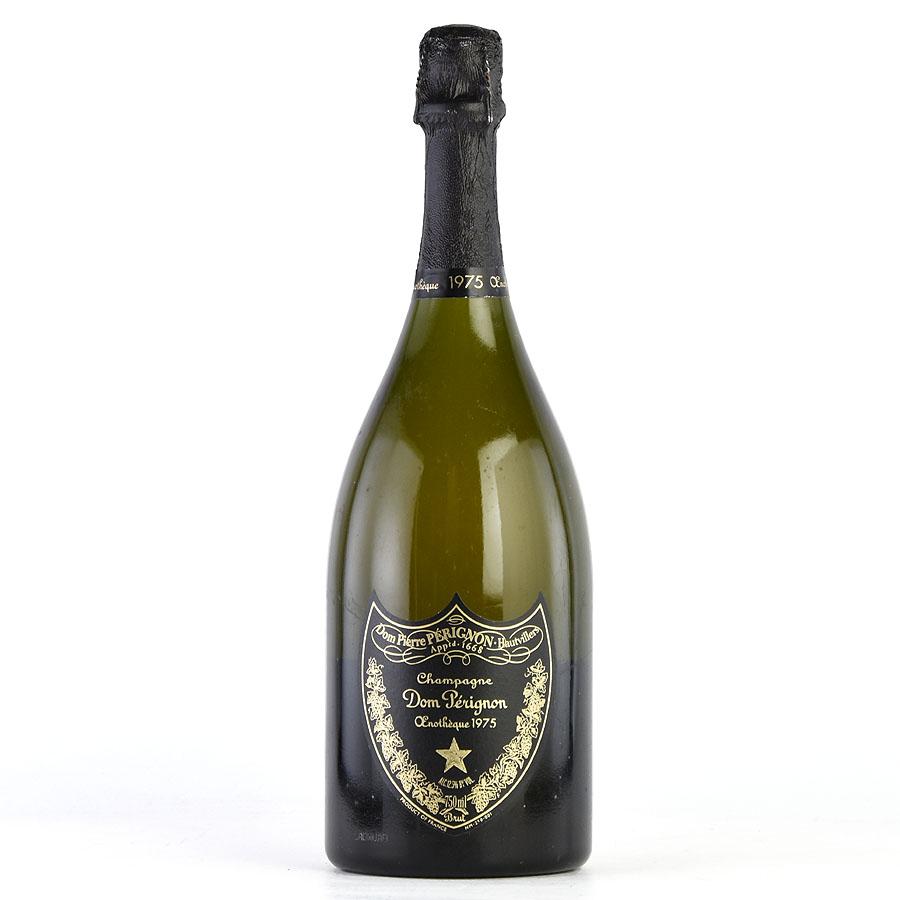 [1975] ドン・ペリニヨン エノテーク 【箱なし】【ドンペリ ドンペリニヨン ドンペリニョン シャンパン】