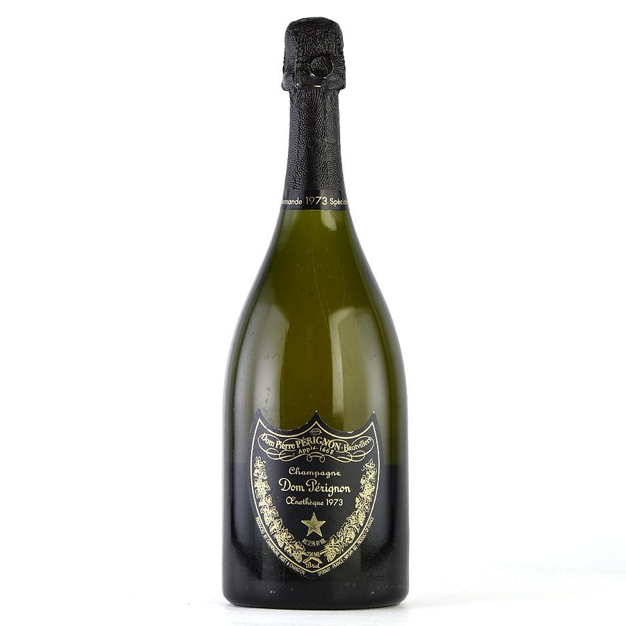 [1973] ドン・ペリニヨン エノテーク 【箱なし】 ※ラベル傷ありフランス / シャンパーニュ / 発泡系・シャンパン