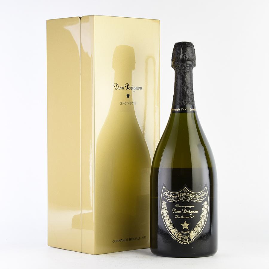 [1971] ドン・ペリニヨンエノテーク 【ギフトボックス】フランス / シャンパーニュ / 発泡系・シャンパン