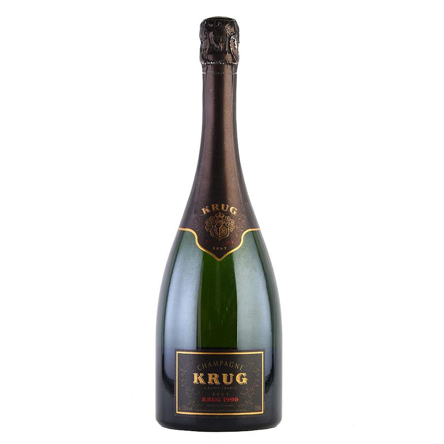 [1996] クリュッグ ヴィンテージフランス / シャンパーニュ / 発泡系・シャンパン