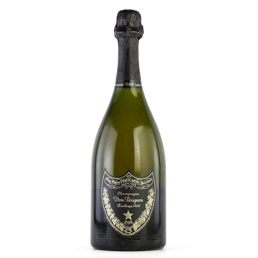 [1969] ドン・ペリニヨン エノテークフランス / シャンパーニュ / 発泡系・シャンパン