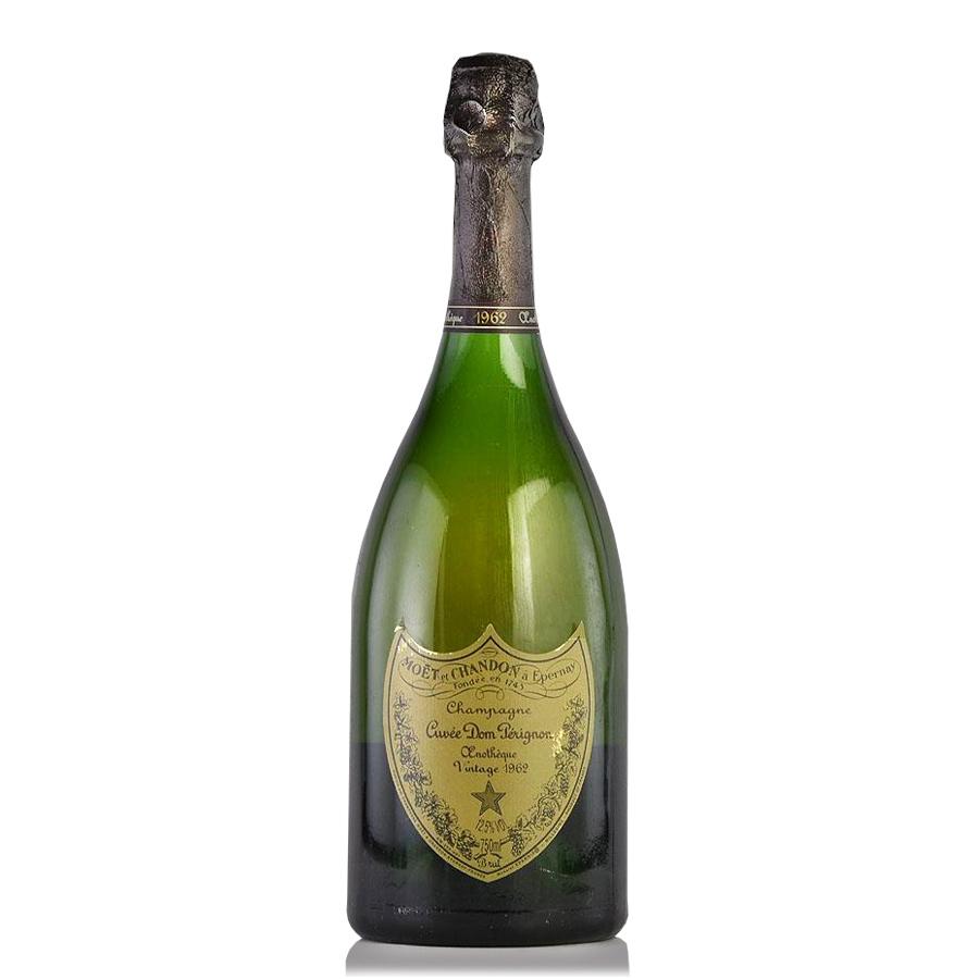 [1962] ドン・ペリニヨン エノテーク ※ラベルBフランス / シャンパーニュ / 発泡系・シャンパン[のこり1本]