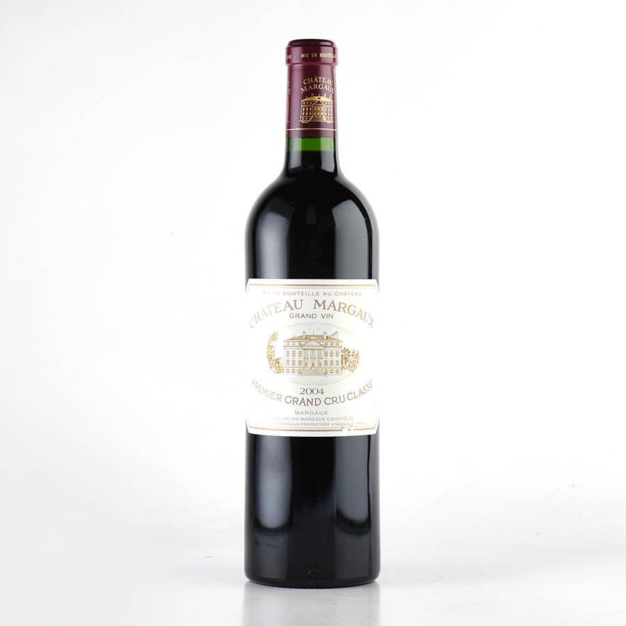 [2004] シャトー・マルゴー※ラベル不良フランス / ボルドー / 赤ワイン