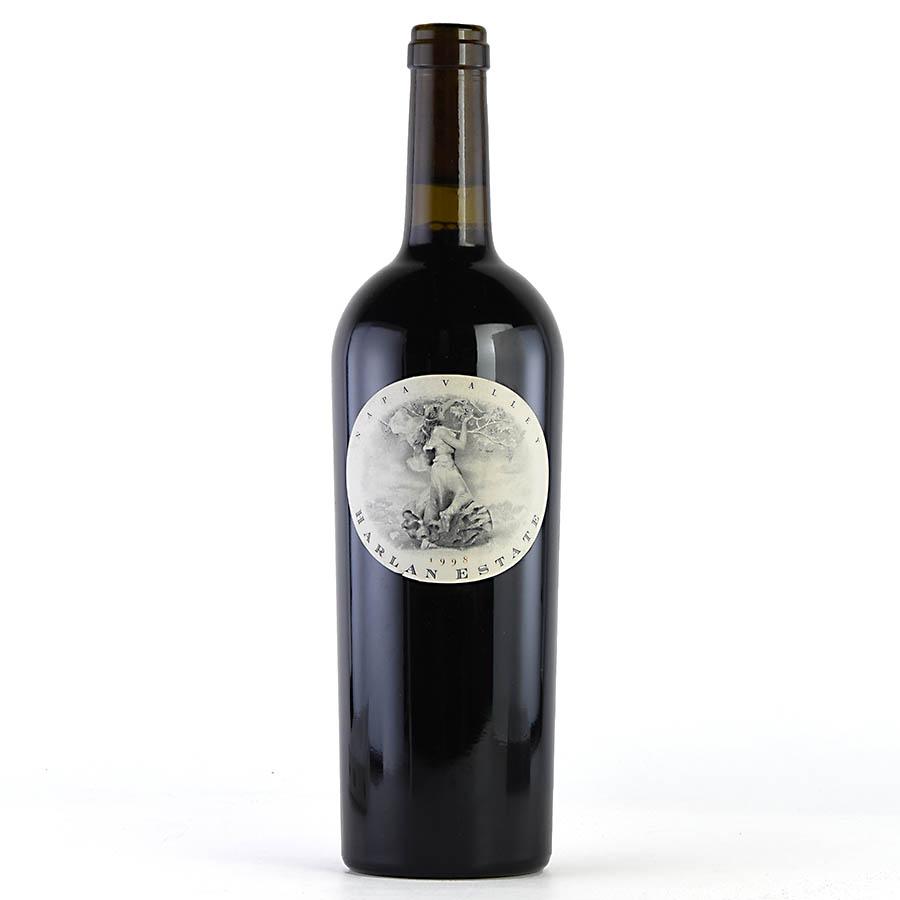 [1998] ハーラン・エステートアメリカ / カリフォルニア / 赤ワイン[のこり1本]