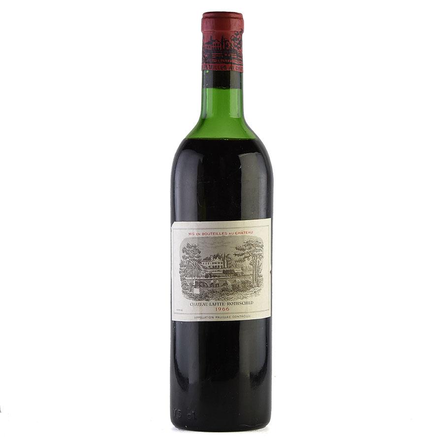 [1966] シャトー・ラフィット・ロートシルト ※ラベル破れフランス / ボルドー / 赤ワイン