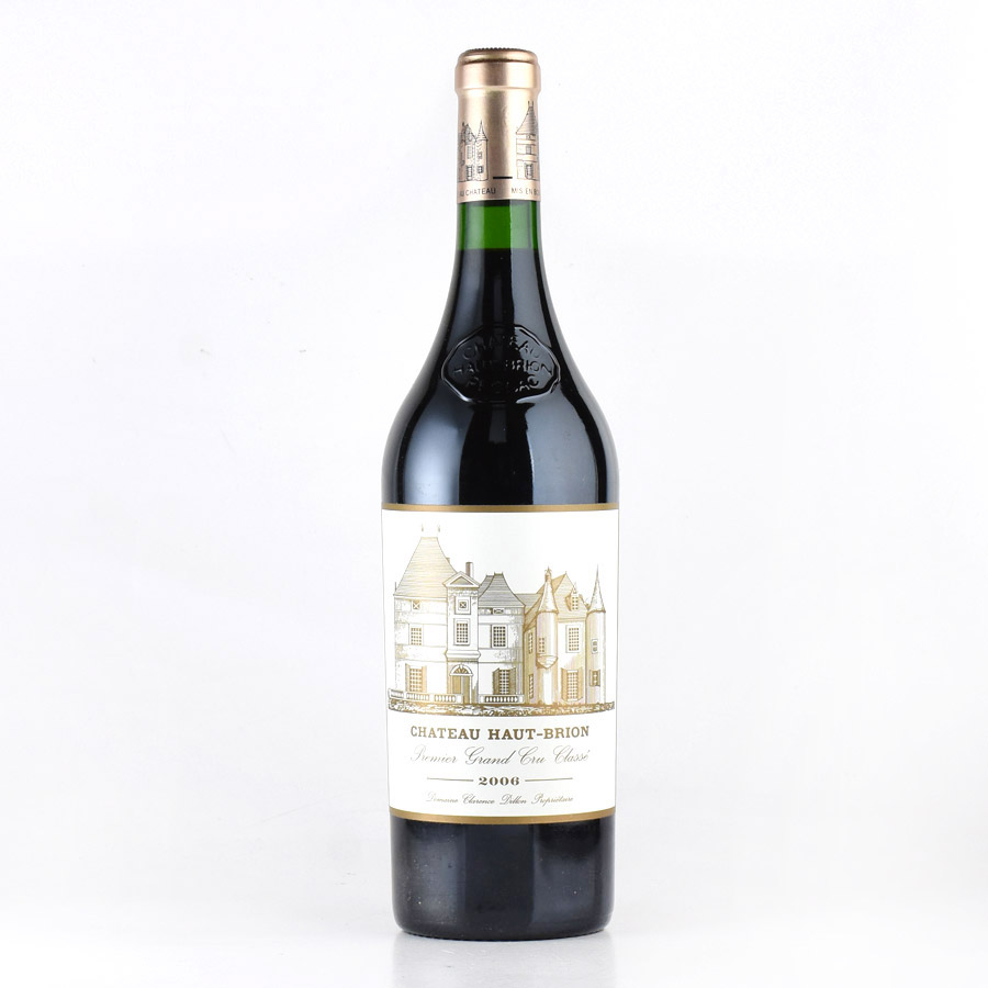 [2006] シャトー・オー・ブリオンフランス / ボルドー / 赤ワイン