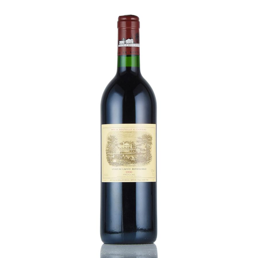 [1990] シャトー・ラフィット・ロートシルトフランス / ボルドー / 赤ワイン