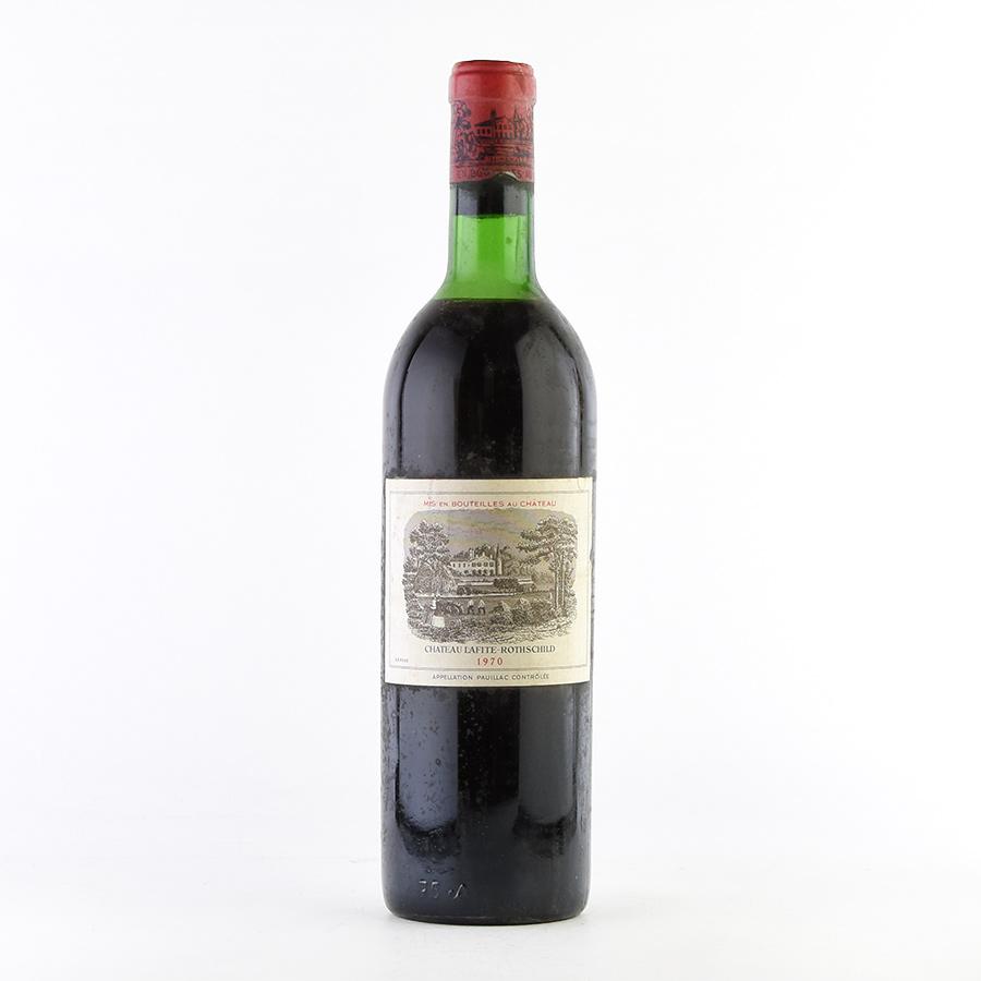 【新入荷★特別価格】[1970] シャトー・ラフィット・ロートシルトフランス / ボルドー / 赤ワイン