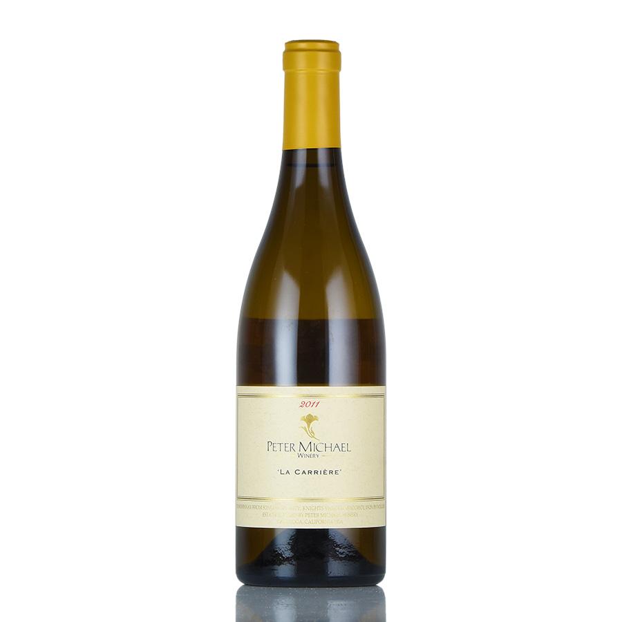 [2011] ピーター・マイケルシャルドネ ラ・キャリエールアメリカ / カリフォルニア / 白ワイン