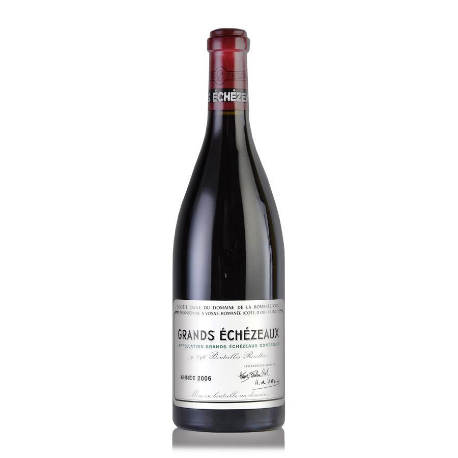 [2006] ドメーヌ・ド・ラ・ロマネ・コンティ DRCグラン・エシェゾーフランス / ブルゴーニュ / 赤ワイン