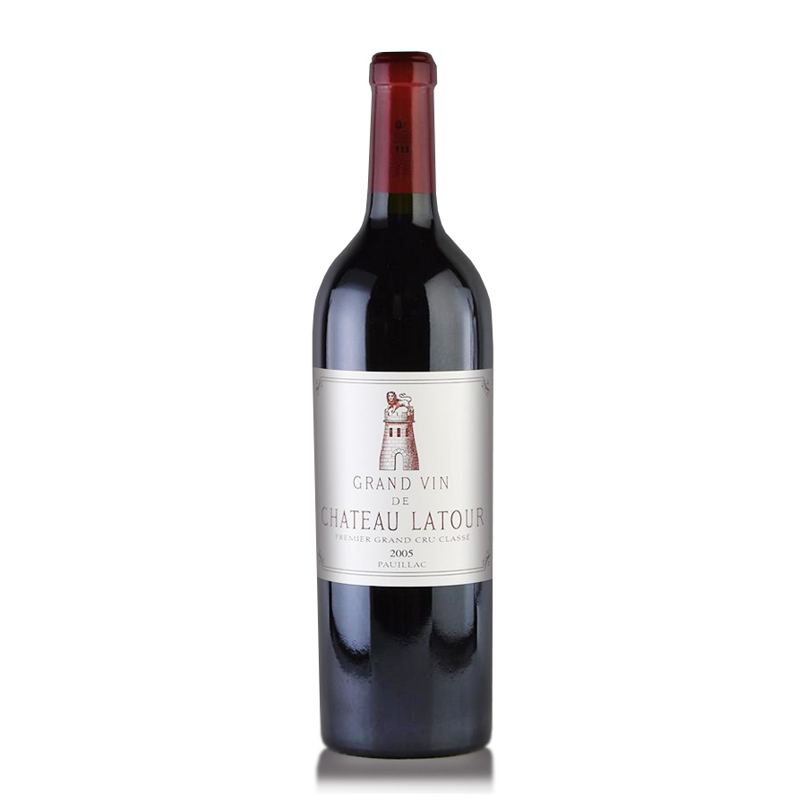 [2005] シャトー・ラトゥールフランス / ボルドー / 赤ワイン