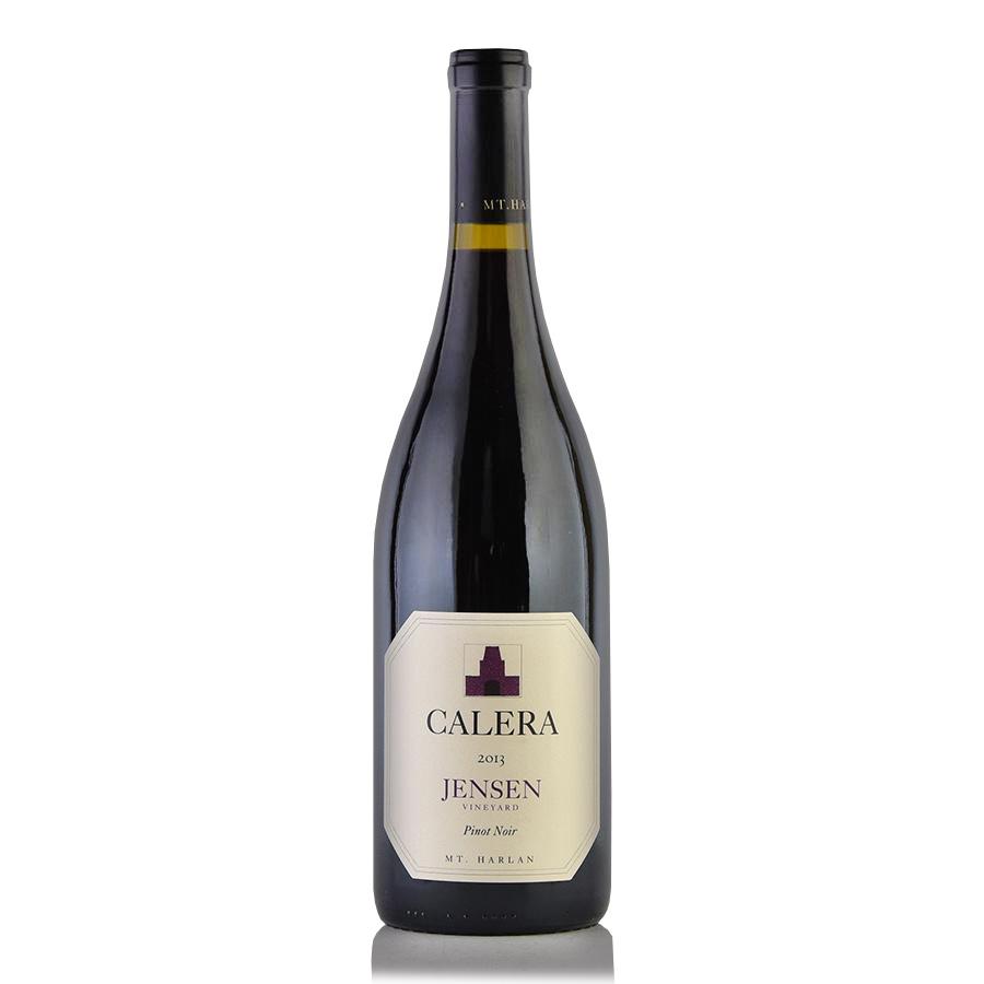 [2013] カレラピノ・ノワール ジェンセン【ジャンセン】アメリカ / カリフォルニア / 赤ワイン