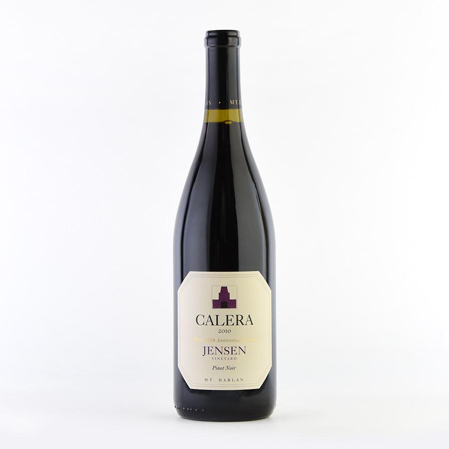 【新入荷★特別価格】[2010] カレラピノ・ノワール ジェンセン【ジャンセン】アメリカ / カリフォルニア / 赤ワイン