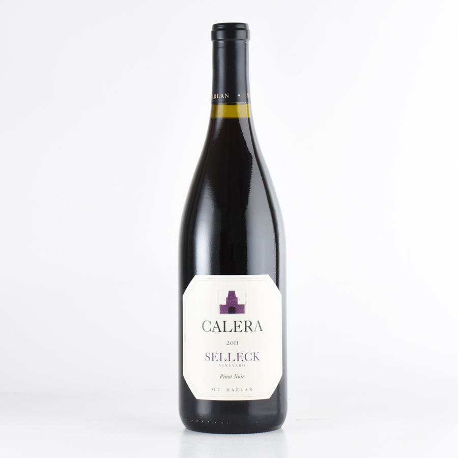【新入荷★特別価格】[2011] カレラピノ・ノワール セレックアメリカ / カリフォルニア / 赤ワイン