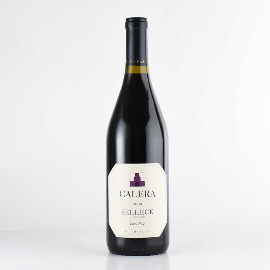 【新入荷★特別価格】[2009] カレラピノ・ノワール セレックアメリカ / カリフォルニア / 赤ワイン