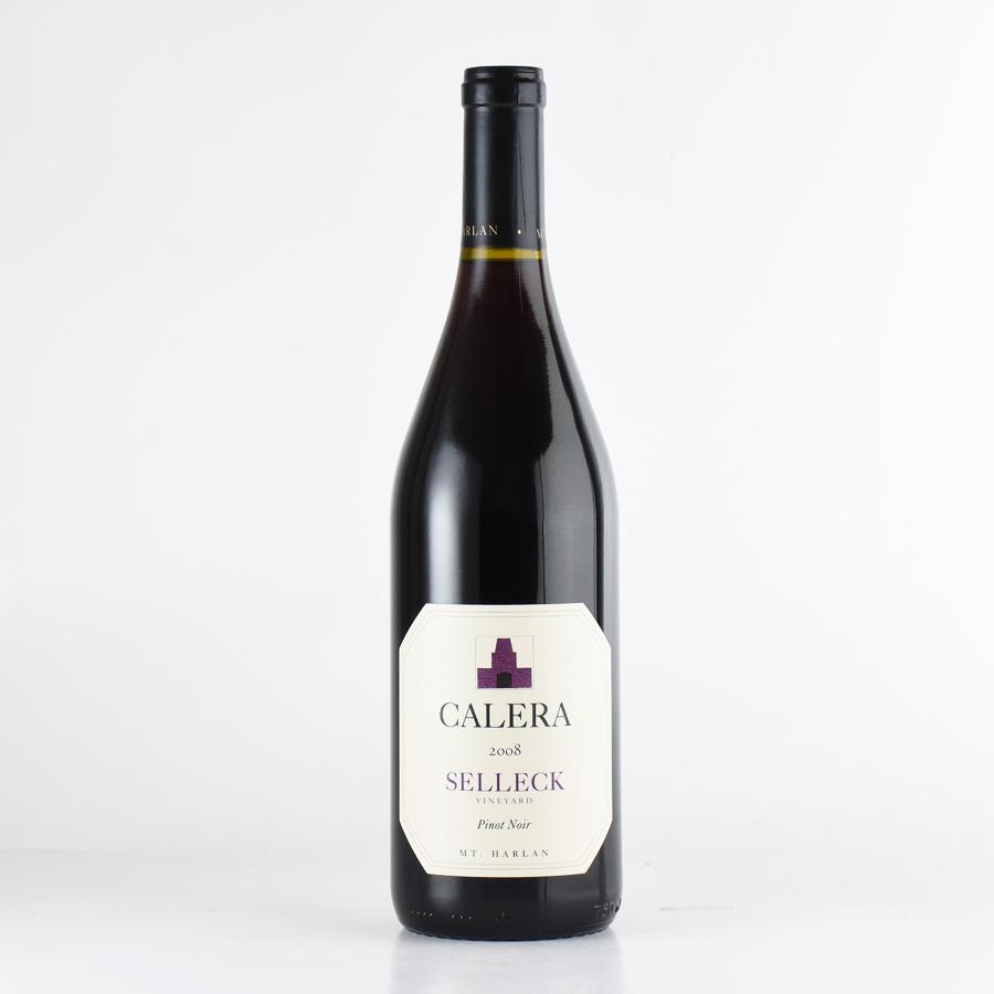 【新入荷★特別価格】[2008] カレラピノ・ノワール セレックアメリカ / カリフォルニア / 赤ワイン
