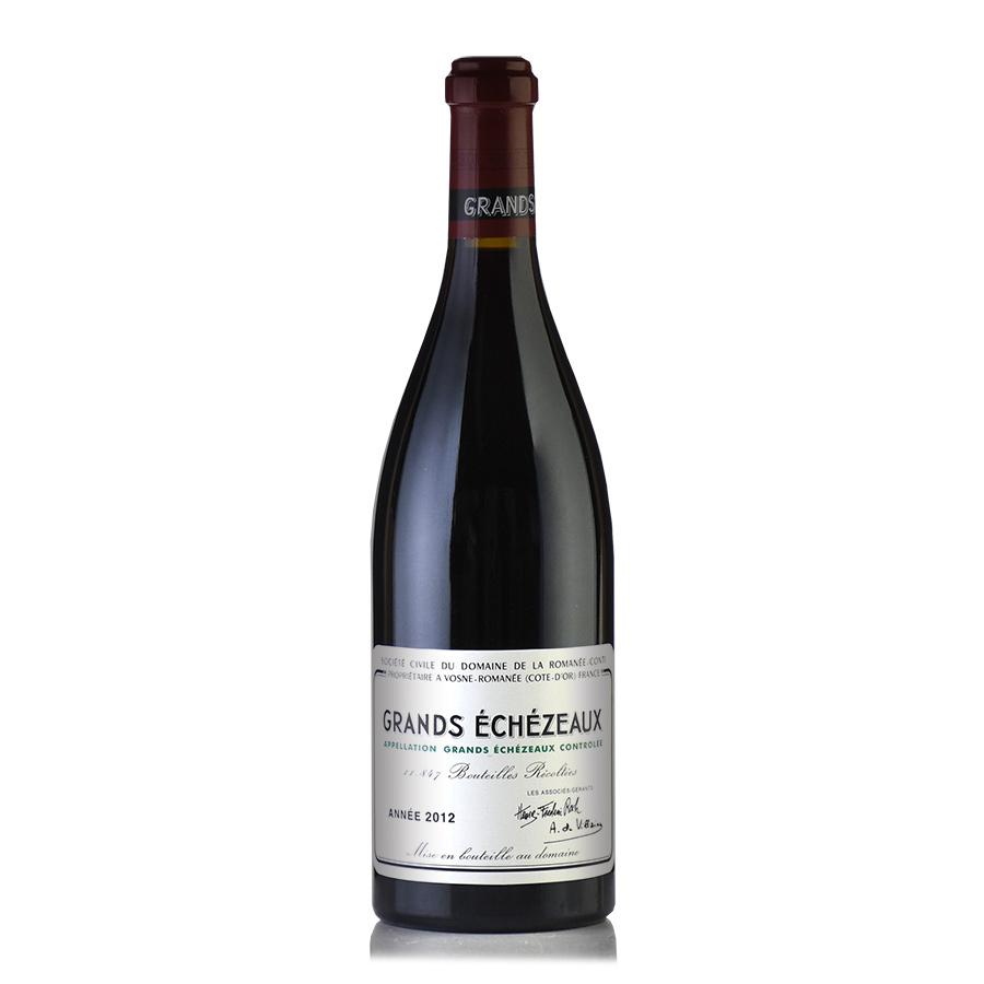 [2012] ドメーヌ・ド・ラ・ロマネ・コンティ DRCグラン・エシェゾーフランス / ブルゴーニュ / 赤ワイン