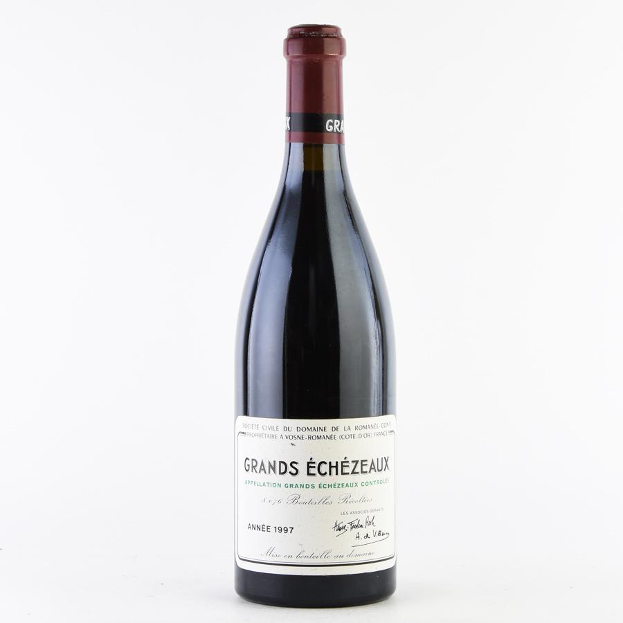 [1997] ドメーヌ・ド・ラ・ロマネ・コンティ DRCグラン・エシェゾーフランス / ブルゴーニュ / 赤ワイン[のこり1本]