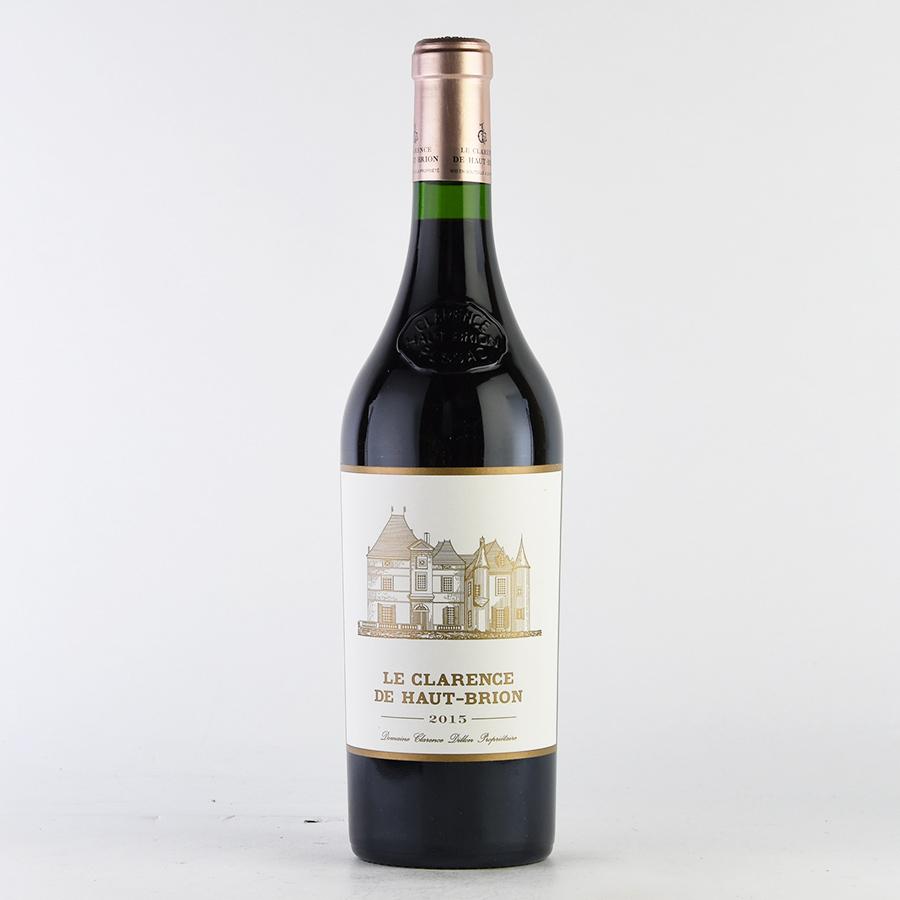 [2015] ル・クラレンス・ド・オー・ブリオンフランス / ボルドー / 赤ワイン