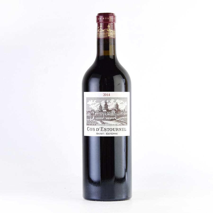 [2014] シャトー・コス・デストゥルネルフランス / ボルドー / 赤ワイン