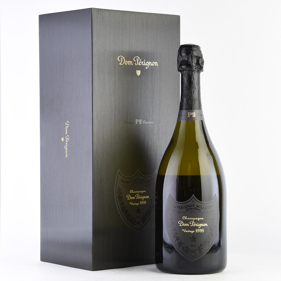 [1995] ドン・ペリニヨンP2 【ギフトボックス】フランス / シャンパーニュ / 発泡系・シャンパン