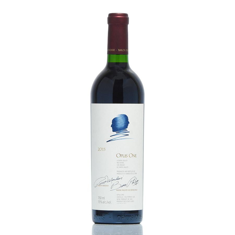 【最安に挑戦中】[2015] オーパス・ワンアメリカ / カリフォルニア / 赤ワイン