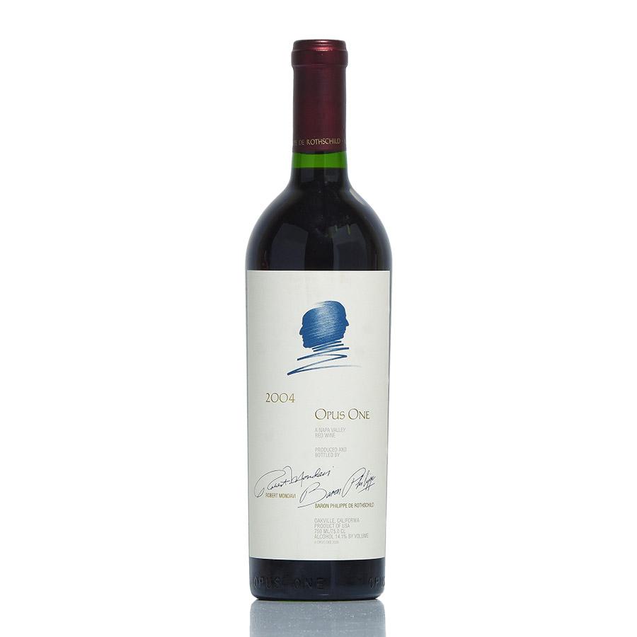 [2004] オーパス・ワンアメリカ / カリフォルニア / 赤ワイン
