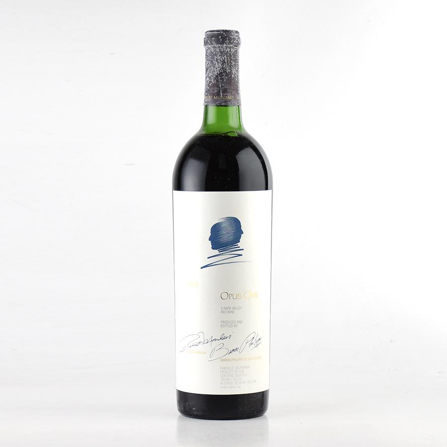 【新入荷★特別価格】[1986] オーパス・ワンアメリカ / カリフォルニア / 赤ワイン