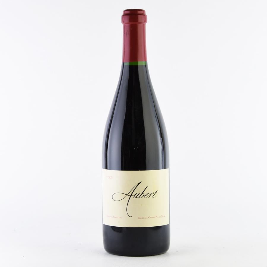 [2005] オーベールピノ・ノワール リウリング・ヴィンヤードアメリカ / カリフォルニア / 赤ワイン[のこり1本]