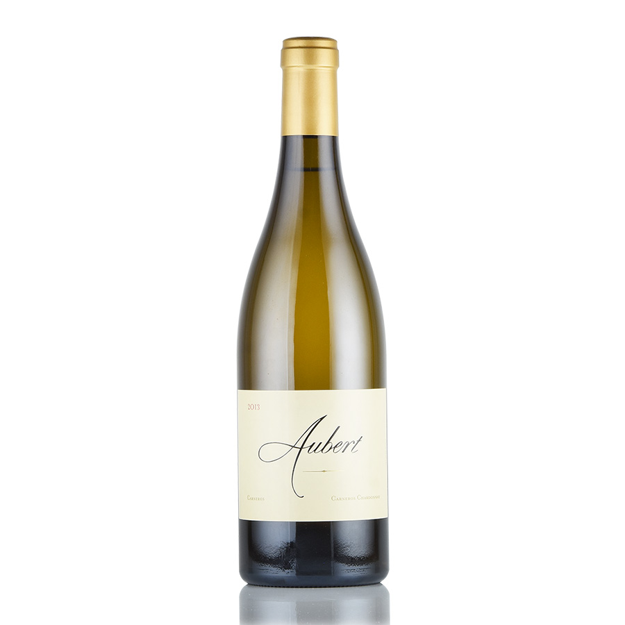 [2013] オーベールシャルドネ カーネロスアメリカ / カリフォルニア / 白ワイン[のこり1本]