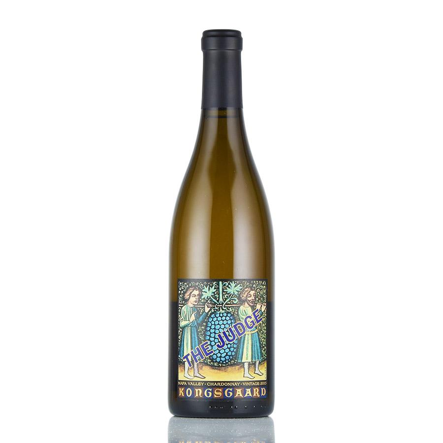 [2015] コングスガードシャルドネ ザ・ジャッジアメリカ / カリフォルニア / 白ワイン