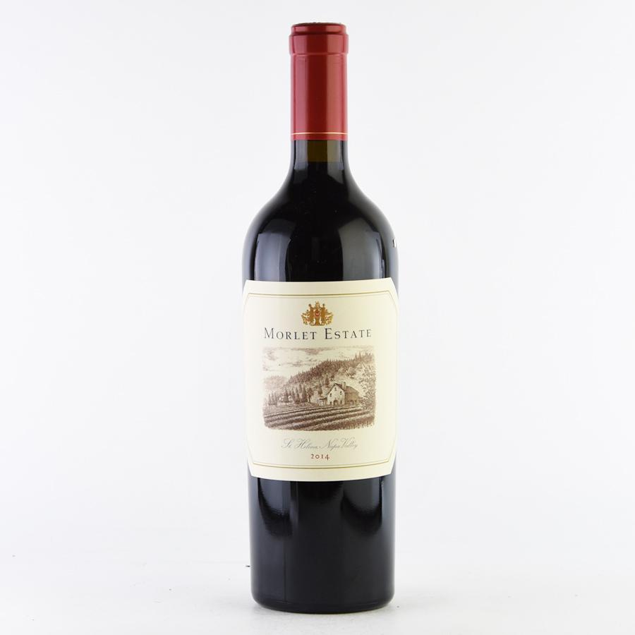 [2014] モレ【モルレ】モルレ・エステート カベルネ・ソーヴィニヨンアメリカ / カリフォルニア / 赤ワイン
