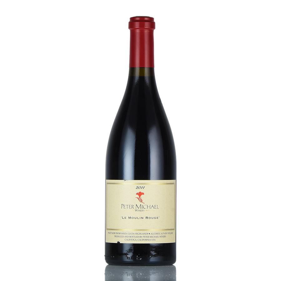 [2011] ピーター・マイケルピノ・ノワール ル・ムーラン・ルージュアメリカ / カリフォルニア / 赤ワイン