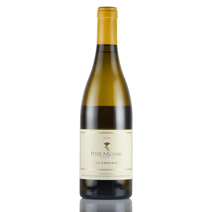 [2014] ピーター・マイケルシャルドネ ラ・キャリエールアメリカ / カリフォルニア / 白ワイン