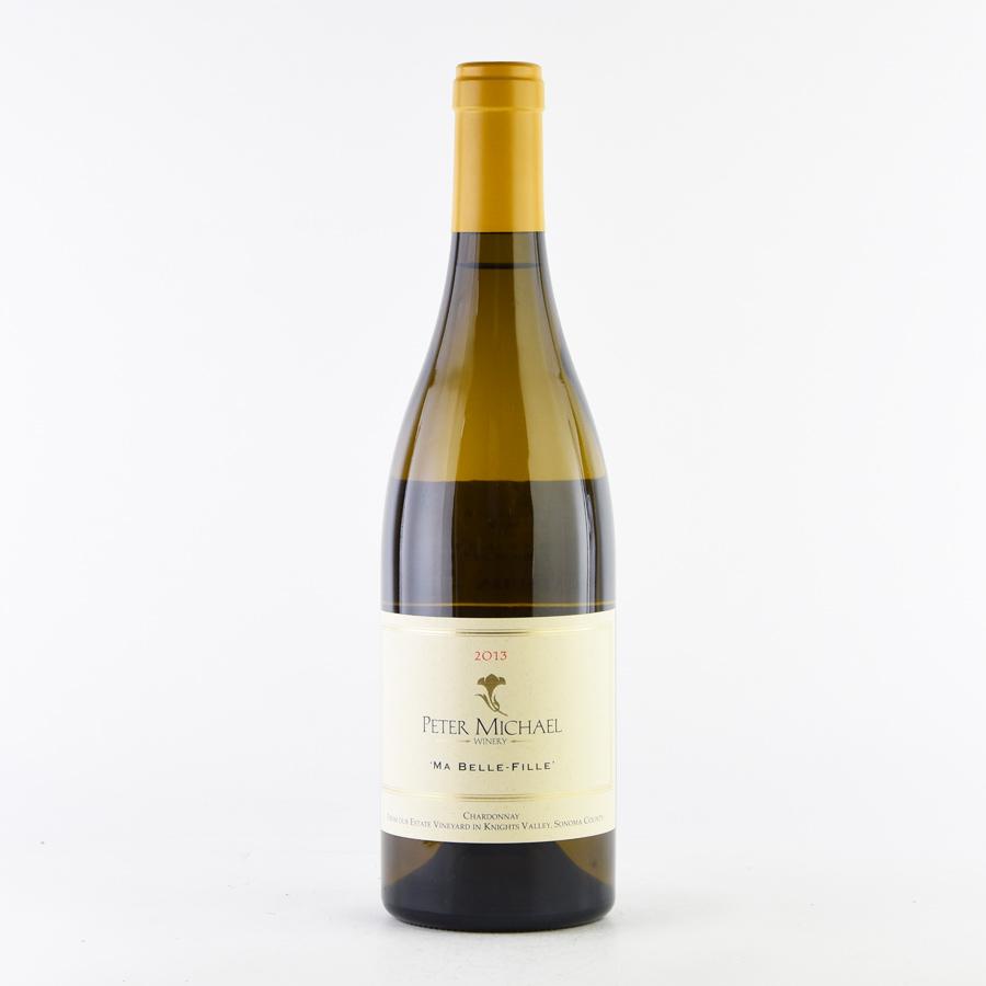 [2013] ピーター・マイケルシャルドネ マ・ベル・フィーユアメリカ / カリフォルニア / 白ワイン